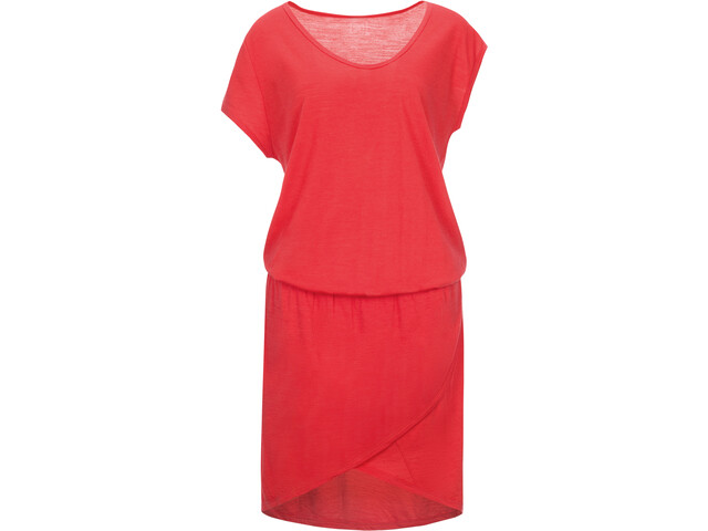 super.natural W's Comfort Dress Clove Red